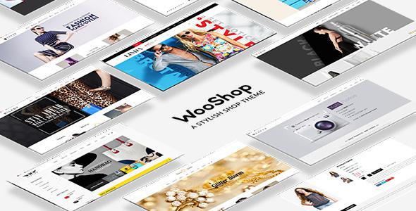 woocommerce shop wordpress theme wpzones