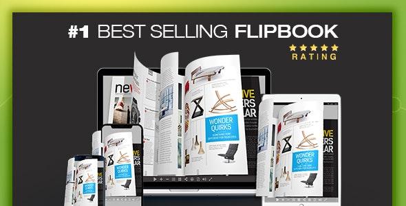 Real3D FlipBook WordPress Plugin free download wpzones