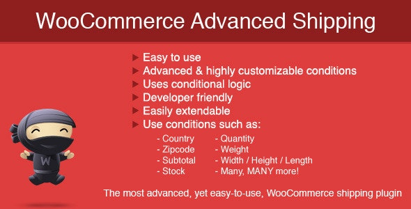 WooCommerce Advanced Shipping free download wpzones