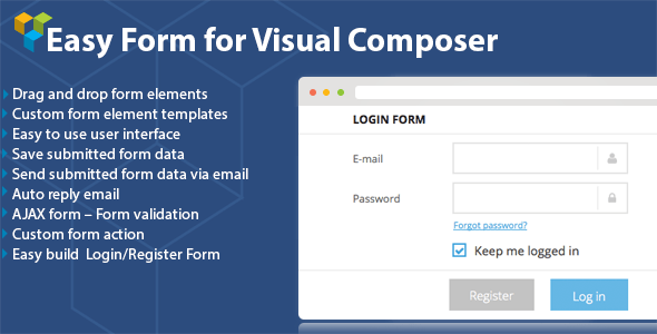 DHVC Form - Wordpress Form for WPBakery Page Builder plugin free download wpzones themeforest codecanyon