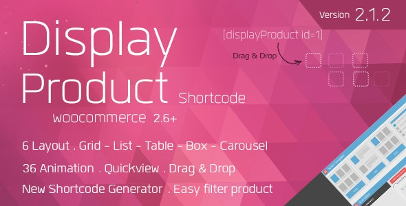 Display Product - Multi-Layout for WooCommerce free download wpzones