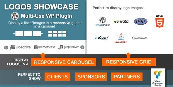 Logos Showcase - Multi-Use Responsive WP Plugin free download wpzones