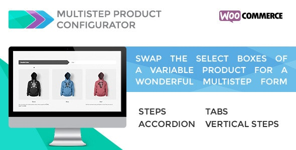 Multistep Product Configurator for WooCommerce plugin free download wpzones themeforest codecanyon