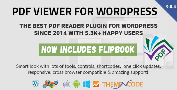 PDF viewer for WordPress plugin free download wpzones