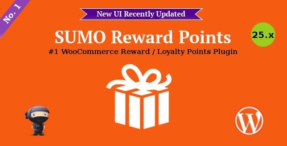 SUMO Reward Points - WooCommerce Reward System plugin free download wpzones