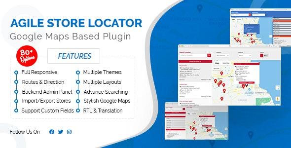 Store Locator (Google Maps) For WordPress plugin free download wpzones