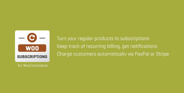 Subscriptio - WooCommerce Subscriptions wordpress plugin free download wpzones