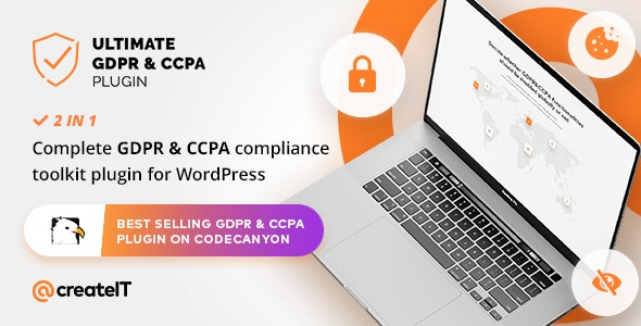 Ultimate GDPR & CCPA Compliance Toolkit for WordPress plugin free download wpzones