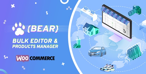 WOOBE - WooCommerce Bulk Editor and Products Manager Professional plugin wpzones themeforest codecanyon