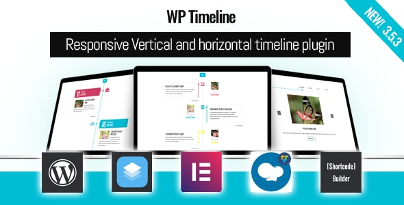 WP Timeline – Vertical and Horizontal timeline plugin free download wpzones wordpress theme and plugin