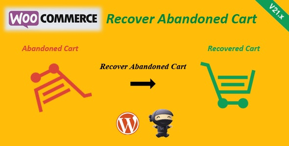 WooCommerce Recover Abandoned Cart wordpress plugin free download wpzones